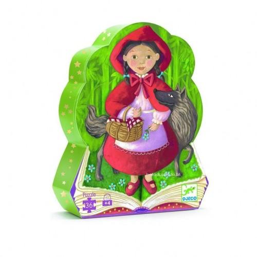 Capuchinho Vermelho puzzle