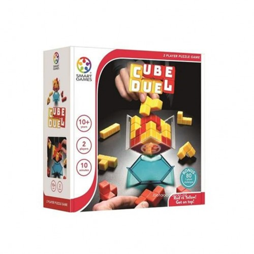 CUBE DUEL - jogo de lógica