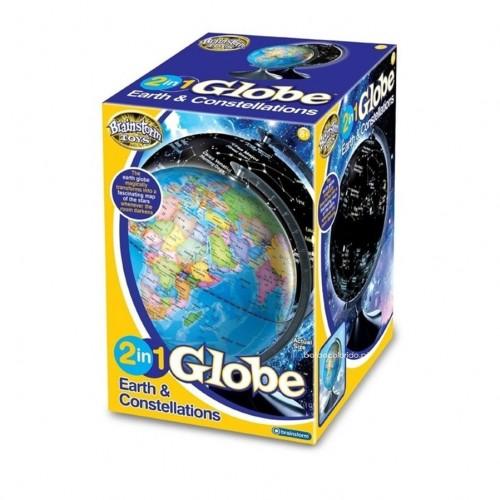 Globo 2 em 1 | Terra - Constelações