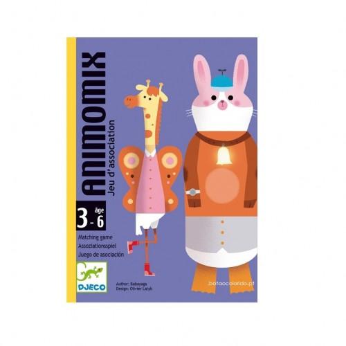 Animomix - Jogo de Cartas