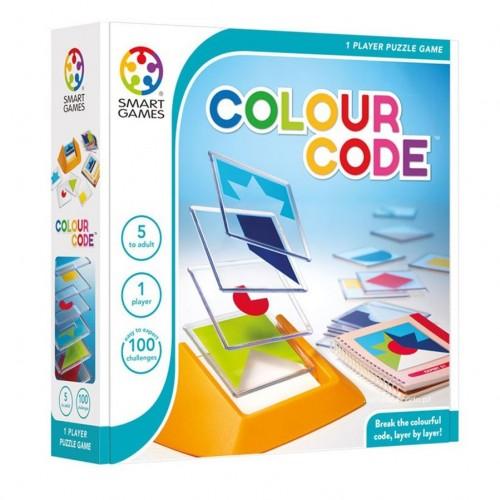 Colour Code - jogo de lógica