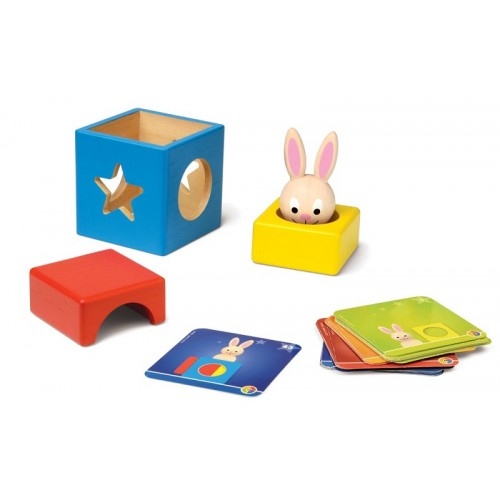 Bunny Boo - jogo de lógica
