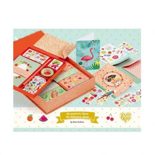 Caixa de Papelaria  | Marie
