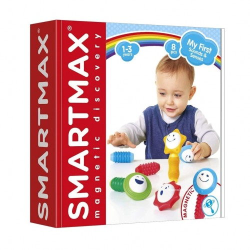 MY FIRST SOUNDS & SENSES - SMARTMAX