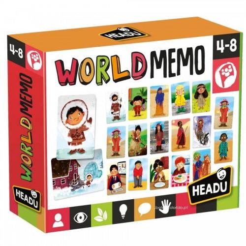 WORLD MEMO