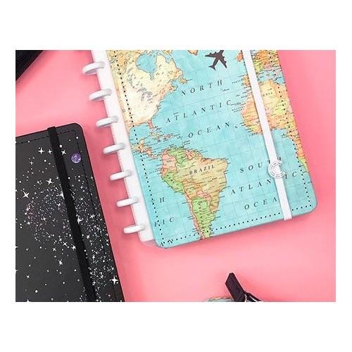 Caderno Inteligente |Mapa Mundi