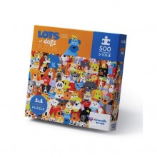 Lots of Dogs- PUZZLE