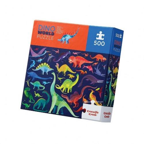 DinoWorld- PUZZLE
