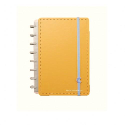 Caderno Inteligente A5 |Laranja