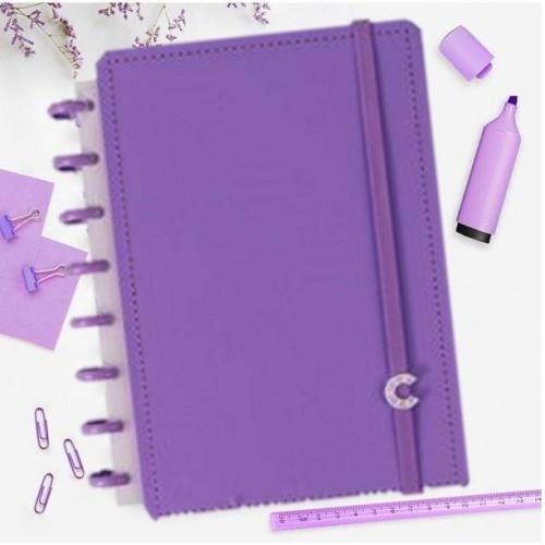 Caderno Inteligente A5 |All Purple