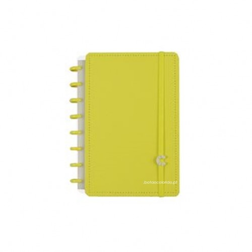 Caderno Inteligente A5 |All Yellow