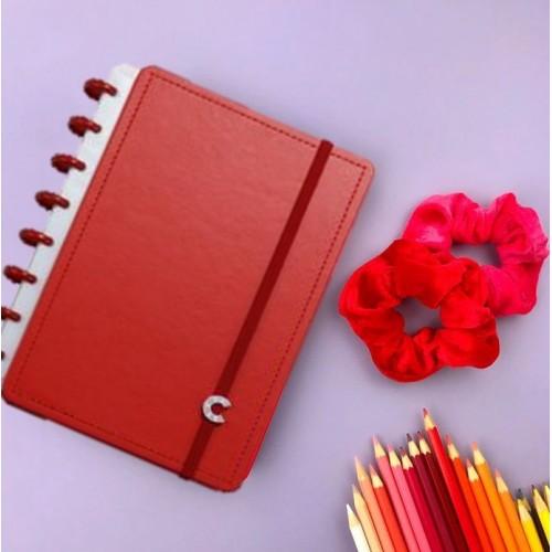 Caderno Inteligente A5 |All Red