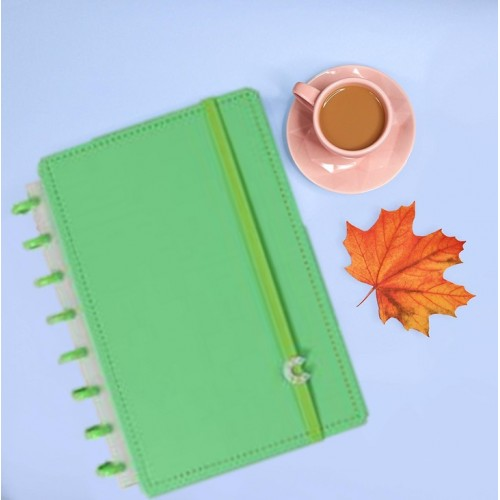 Caderno Inteligente A5 |All Green