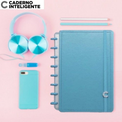 Caderno Inteligente A5 |All Blue