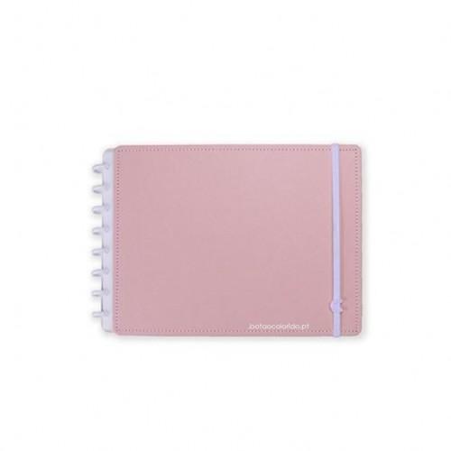 Caderno Inteligente Desenho| Rosa
