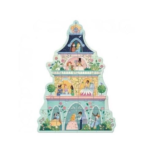 A torre das Princesas | PUZZLE GIGANTE