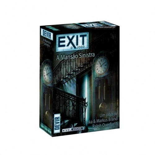 EXIT | A Mansão Sinistra