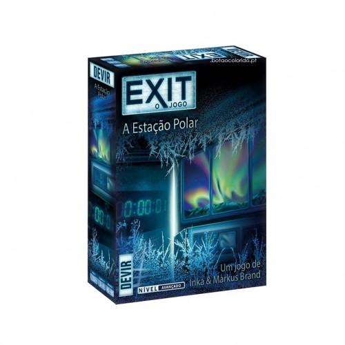 EXIT | A Estação Polar