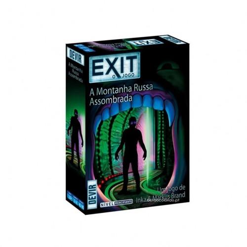 EXIT | A Montanha Russa Assombrada