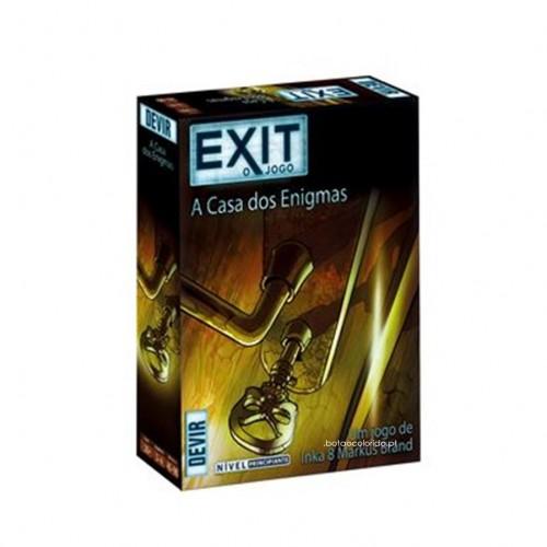 EXIT | A Casa dos Enigmas