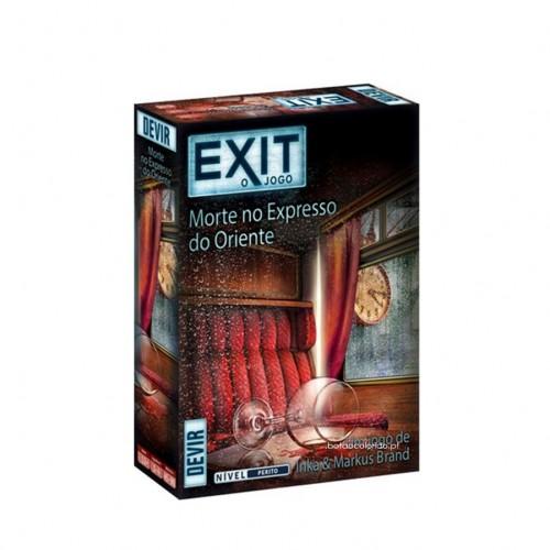 EXIT | Morte no Expresso do Oriente