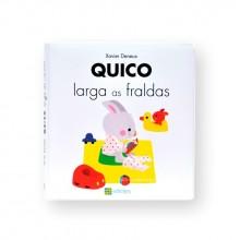 QUICO LARGA AS FRALDAS