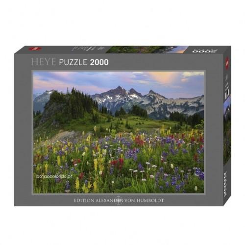 TATOOSH MOUNTAINS - PUZZLE