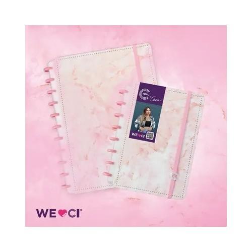 Caderno Inteligente |Pink Marble