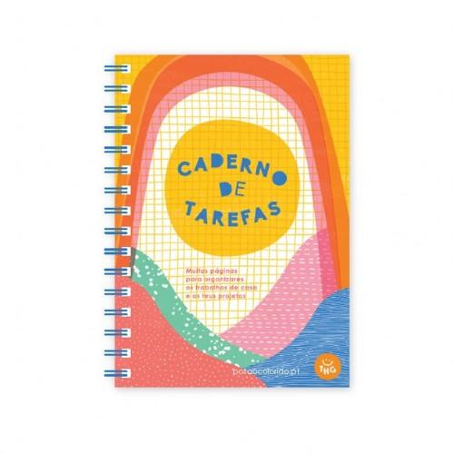 CADERNO DE TAREFAS