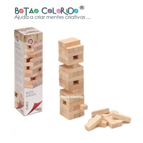 Block by Block (JENGA)