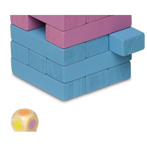 Block by Block DECO (JENGA)