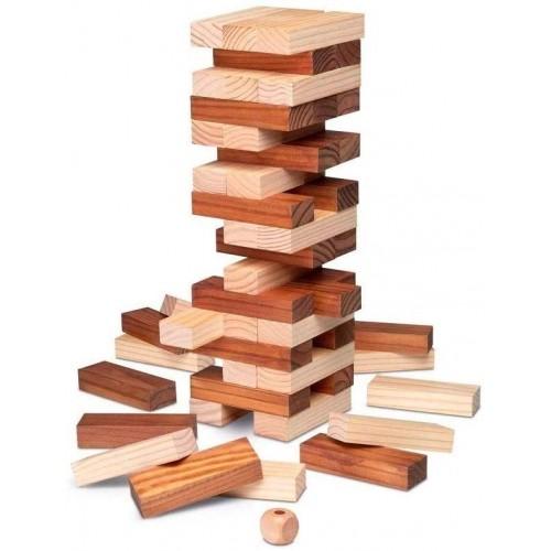 Block by Block - duas cores (JENGA)