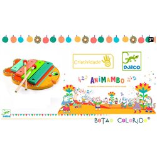 Xilofone peixe - animambo