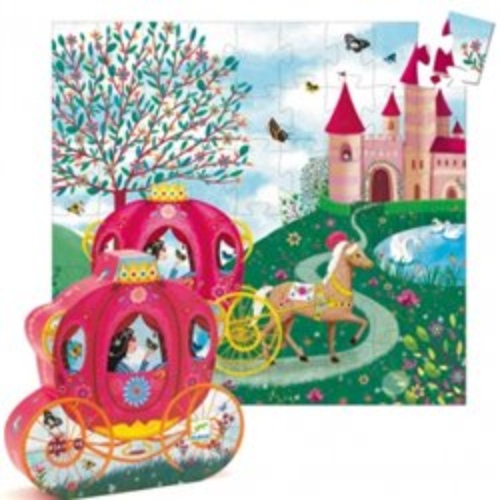 A carruagem da Elisa puzzle
