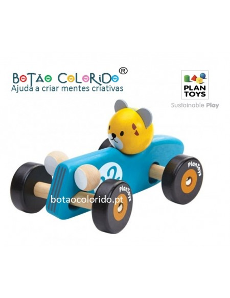 Racing Car - Azul