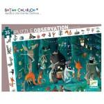 Descobrir a Orquestra - puzzle de observação