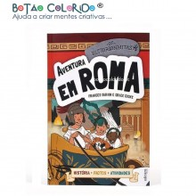 Aventura em Roma - Os historiadores