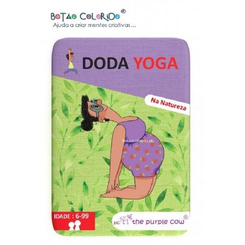 Doda Yoga -  Na Natureza