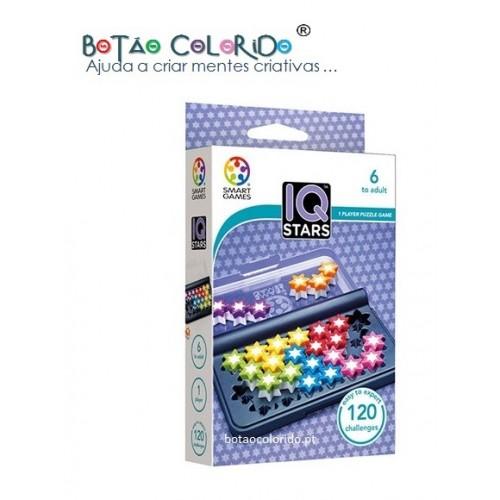 IQ STARS - jogo de lógica