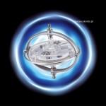 UFO Lighting Gyroscope (azul)