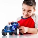 Caixa de 55 peças magnéticas | Carros de corridas