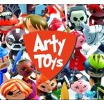 Colecção Arty Toys