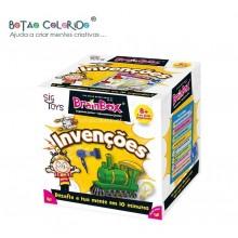 BrainBox - Invenções