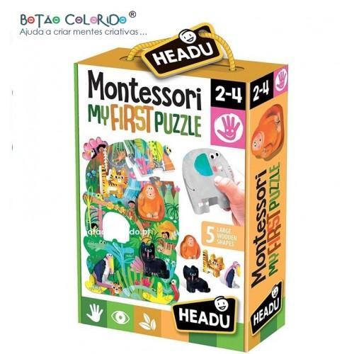 Montessori my first puzzle | SELVA