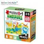 Puzzle 8+1 | QUINTA