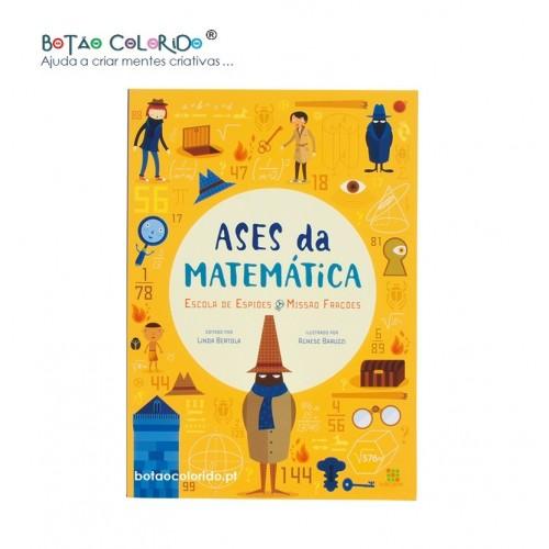 Ases da Matemática | Escola de espiões - Missão Frações