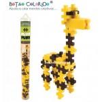 PLUS PLUS |Tubo 100 peças - Girafa