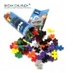 PLUS PLUS |Tubo 100 peças - Basic Mix