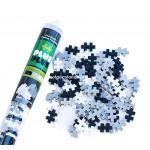 PLUS PLUS |Tubo 100 peças - Grayscale