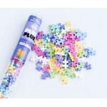 PLUS PLUS |Tubo 100 peças - Pastel Mix